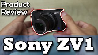 An honest review of the Sony ZV-1 by novice YouTubers