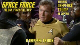 SPACE FORCE - A Deepfake Parody