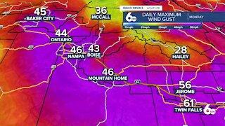 Scott Dorval's Idaho News 6 Forecast - Monday 4/19/21