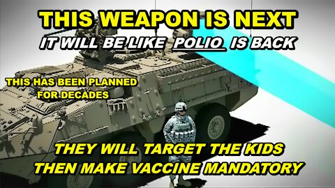 THE END GAME IS NEXT AND YOUR KIDS ARE THE TARGETS - THE DEADLY COMBINATION IS 5G AND THE VACCINE