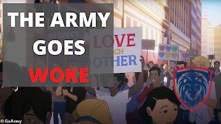 The Army Goes Woke