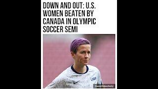 Tokyo Olympics 2020, Canada Women beat Woke US women soccer team 1-0