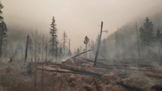 Wildfires impact on Rocky Mountain National Park
