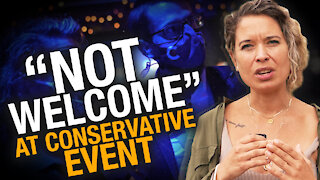 """""""You're not welcome"""": Conservative Party comms director kicks Rebel out of event"""