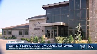 22% increase in domestic violence crisis calls during pandemic