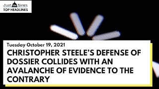 Just The News Now - October 19, 2021