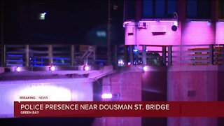 One person dead after car drives into Fox River