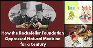How Rockefellers Founded Big Pharma and Shadow Government