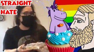 Teacher Attacks Kid Asking Why Straight Kids Don't Get LGBTQ Cupcakes