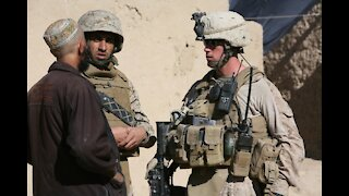 4,000 Afghans who helped military going abroad to complete visas to U.S