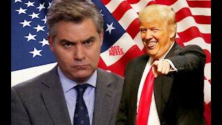 "Unhinged Jim Acosta Calls Donald Trump a ""Karen"""
