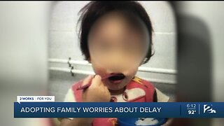 Adopting Family Worries About Delay