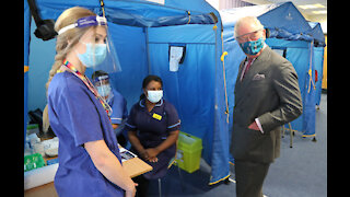 Prince Charles is yet to have a Covid-19 vaccination