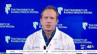 Dr. Dana Hawkinson talks COVID-19 vaccine