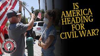 Is America Heading Toward A Civil War?