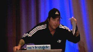 Bradlee Dean Speaks - Standing Ovation At An Arizona Conference