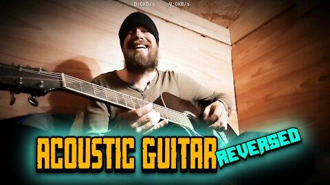 Acoustic Guitar REVERSED