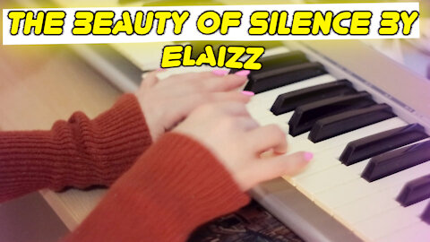 Asmr relaxing music for sleep - The beauty of silence by Elaizz. Stress relief audio sounds