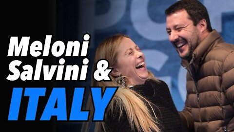 Meloni, Salvini and Italy's future, in and out of the EU