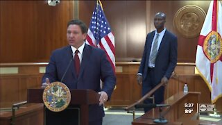 DeSantis announces Dr. Joe Ladapo as Florida Surgeon General
