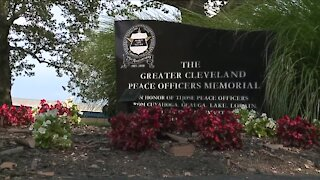 13th annual 'Cops Ride' held in Cleveland to honor 4 fallen Ohio officers