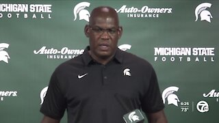 Mel Tucker challenges 3-0 Michigan State team: 'How's 3-9 sound to you?'