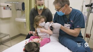 Vaccine studies for younger children to begin later this year