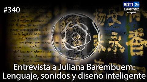 Entrevista a Juliana Barembuem: Lenguaje, sonidos y diseño inteligente