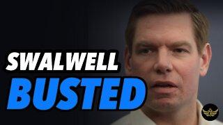 Eric Swalwell Chinese spy exposes Democrats foreign meddling hypocrisy