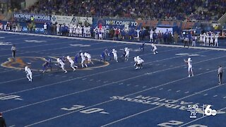 Boise State loses third straight game on the blue: Air Force defeats the Broncos 24-17