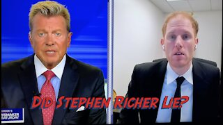 Is County Recorder Stephen Richer Lying?