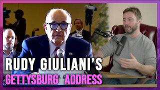 Rudy Giuliani's Gettysburg Hearing was Excellent