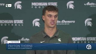 Spartans hoping not to be slowed by Indiana defense again