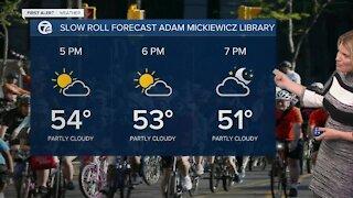 7 First Alert Forecast 12 p.m. Update, Monday, October 18