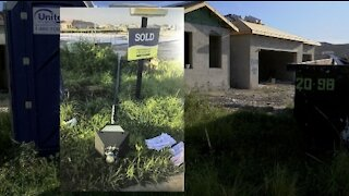 An Alva woman is pleading for a new light in her neighborhood