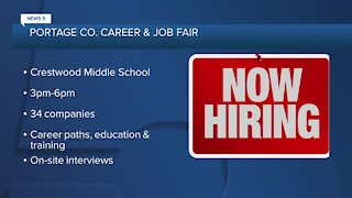 Portage County to host job fair at Crestwood Middle School in Mantua