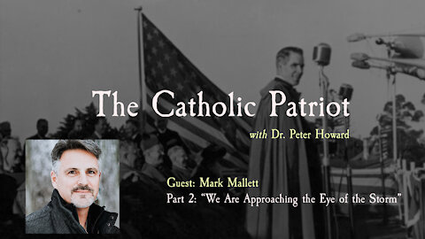 """Ep. 7 TCP - Part 2 - Interview with Mark Mallett - """"We Are Approaching the Eye of the Storm"""""""