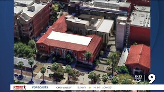 UArizona breaks ground on renovations to historic chemistry building
