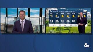 Scott Dorval's Idaho News 6 Forecast - Wednesday 8/4/21