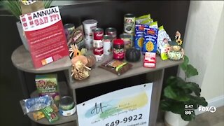 """""""CAN IT"""" Food Drive to help SW Floridians"""