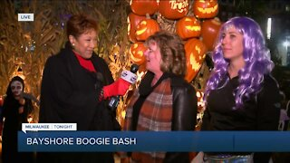 Getting in the Halloween spirit at the Bayshore Boogie Bash