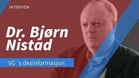 Interview: VG´s desinformasjon