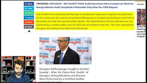 'They Are Fighting For Life Or DEATH!' AZ & GA Corruption LINKED!