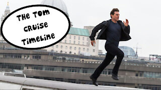 The Tom Cruise Timeline