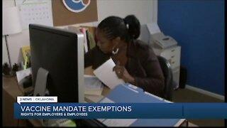 Vaccine Mandate Exemptions