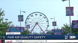Kern County Fair air quality safety tips