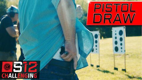 Mastering the Pistol Draw
