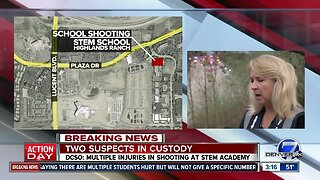 Latest from Douglas County Sheriff's Office on STEM School shooting