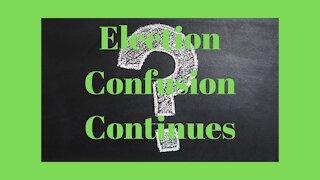 Election Confusion: News from Georgia, Michigan, Arizona, and Pennsylvania