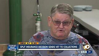 Veteran fighting Tricare over medical bill
